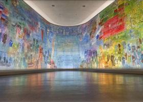 Modern Art Museum Paris Guidebook Of The Musee D Art