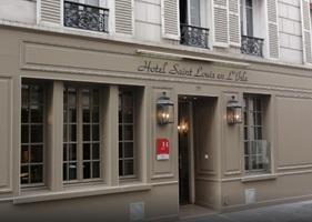 Hotel Saint Louis En L Isle Paris English Guide