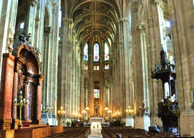 Glise saint eustache paris guide et histoire glise for Architecte st eustache