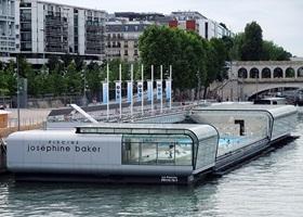 Beautiful Guide Piscine Joséphine Baker Paris ...